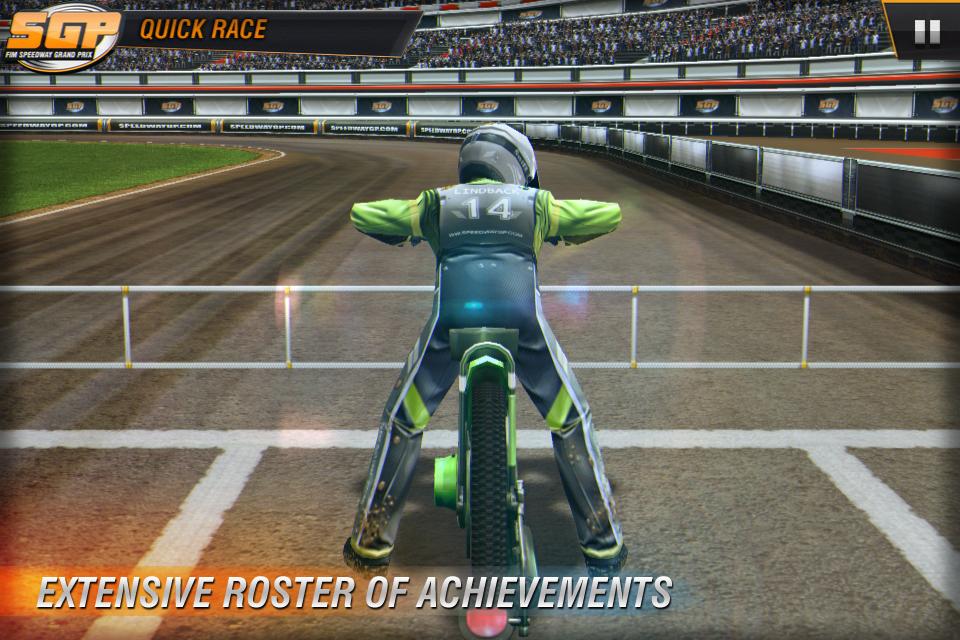 Speedway GP 2011 screenshot #5