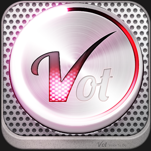 VOT: Voice To-Dos - Jot with Voice