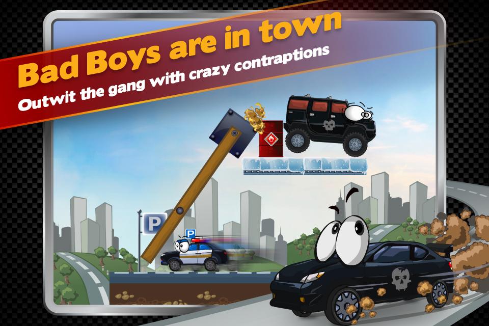 Car Toons! Driver License screenshot #3