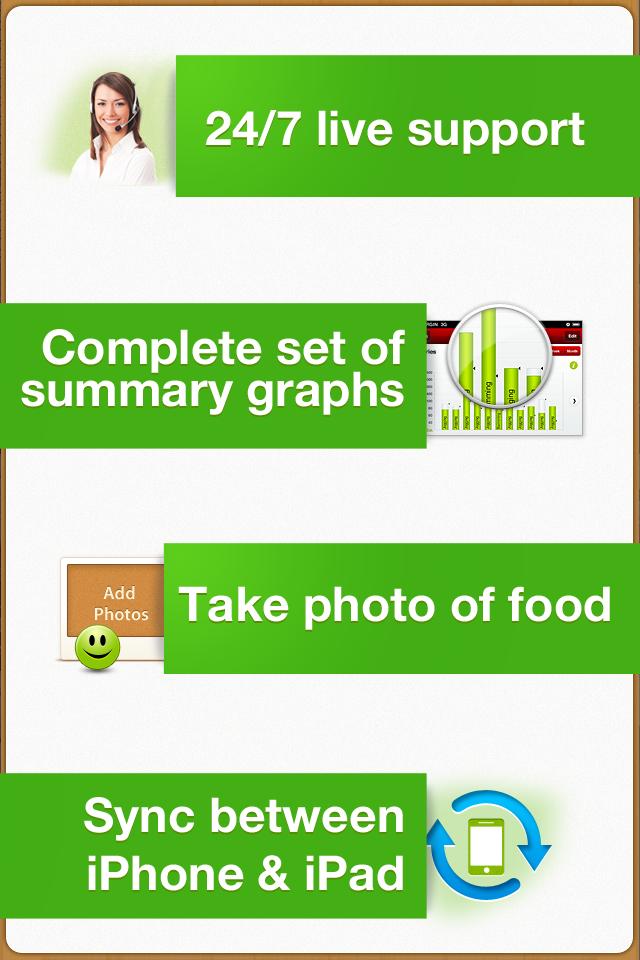 Calorie Counter Free screenshot 5