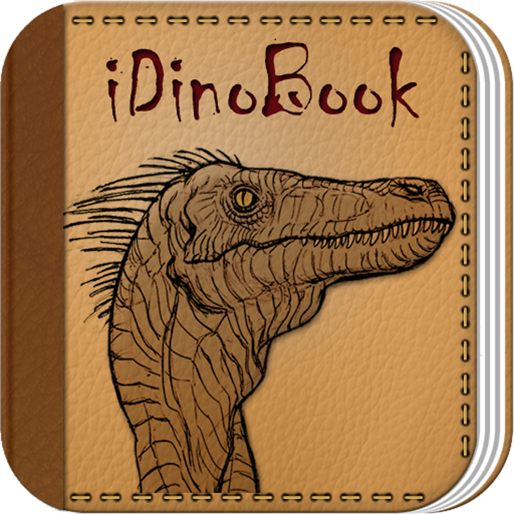 iDinobook: Encyclopedia of Dinosaurs for iPhone