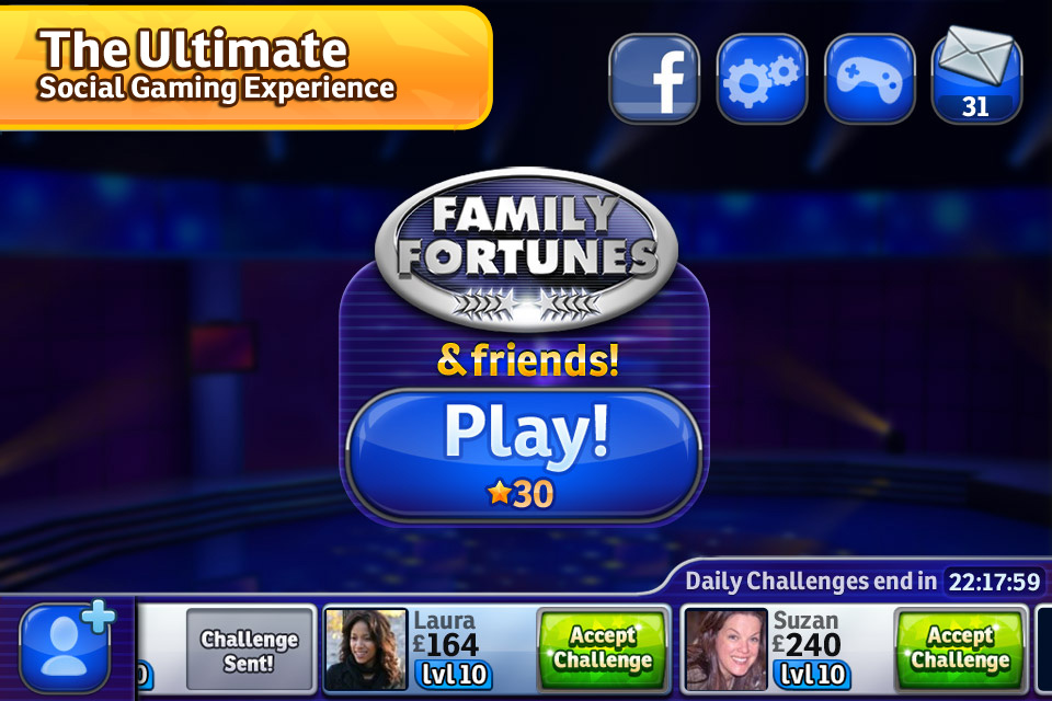 Family Fortunes & Friends Free (iPhone) reviews at iPhone
