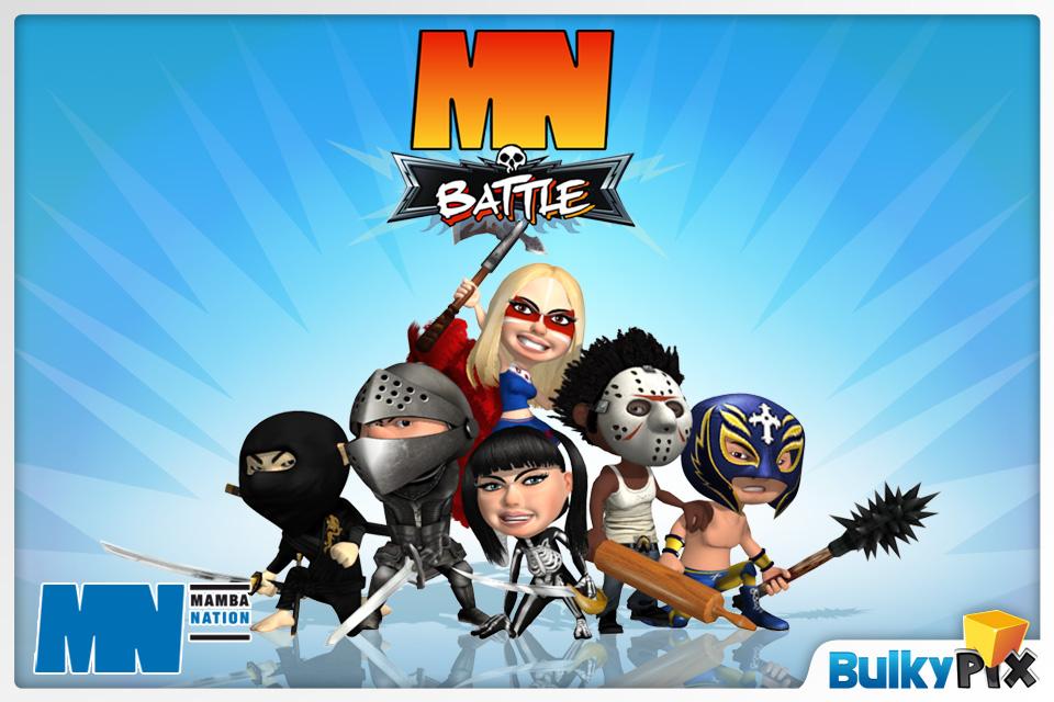 Mamba Nation Battle screenshot #1