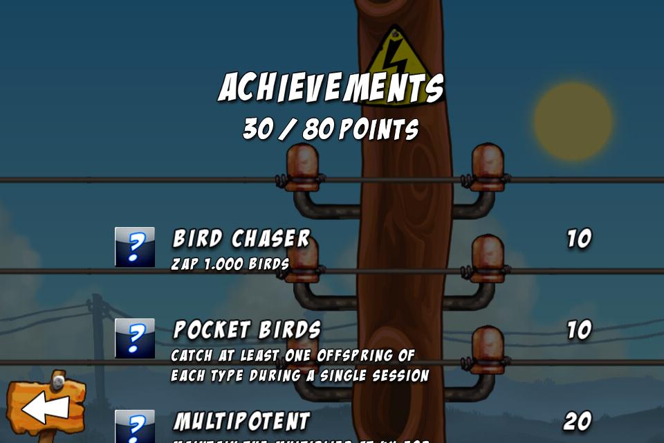 Bird Zapper! Lite screenshot #4