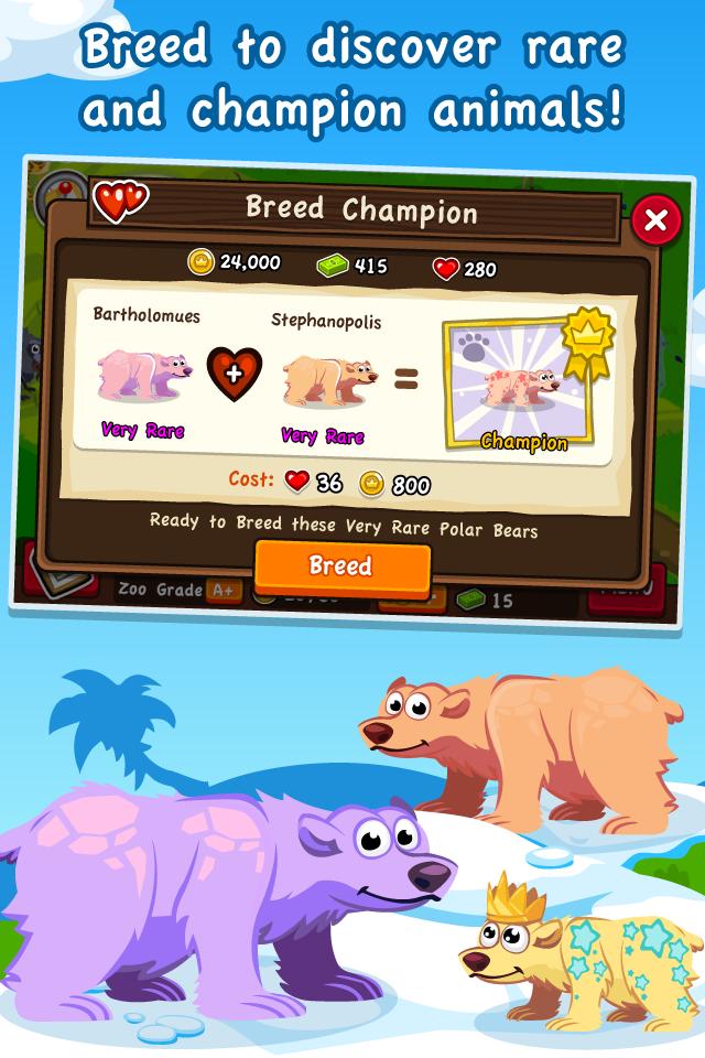 Dream Zoo screenshot #2