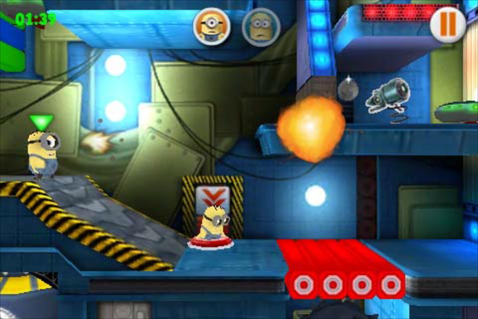Despicable Me: Minion Mania Lite screenshot #5