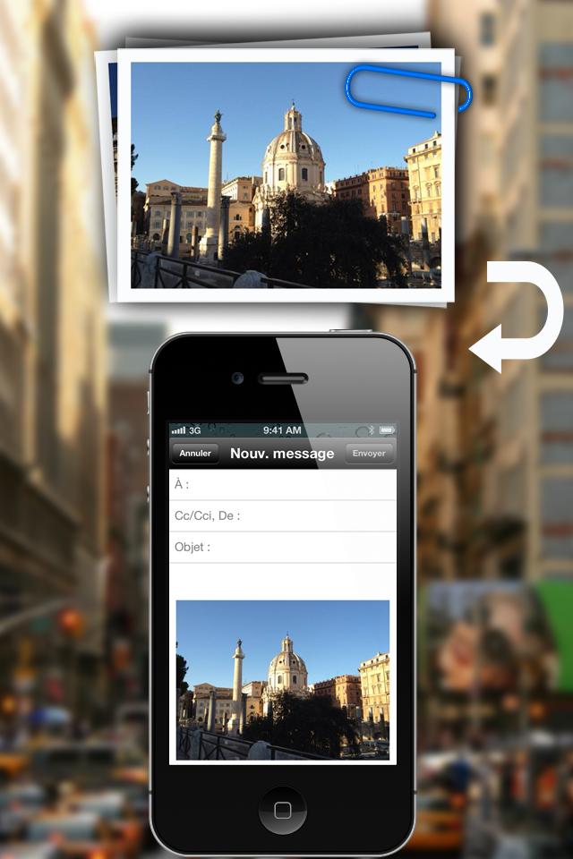 Instamail Photos Screenshot