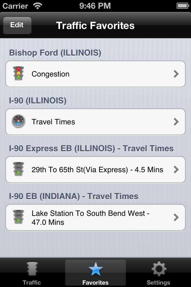 Traffic Buddy Screenshot