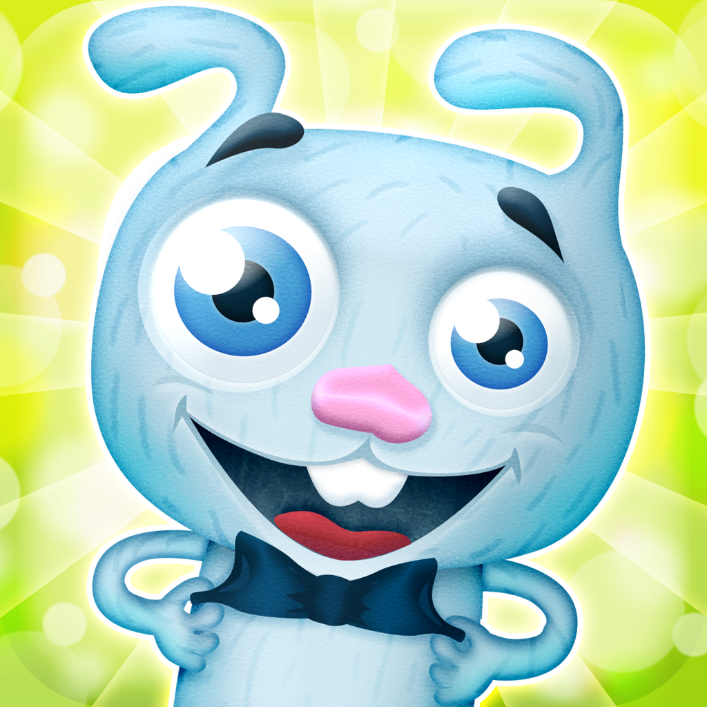 Pet Fashion — Dress up funny Bunny! Game for fashion kids