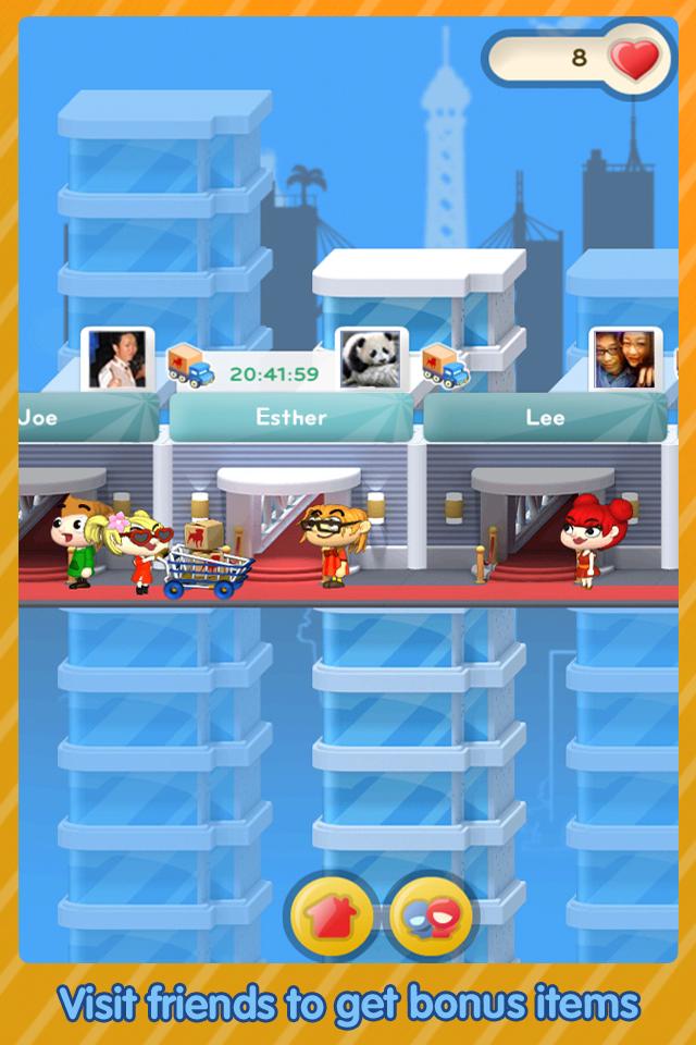 Dream Heights screenshot #3