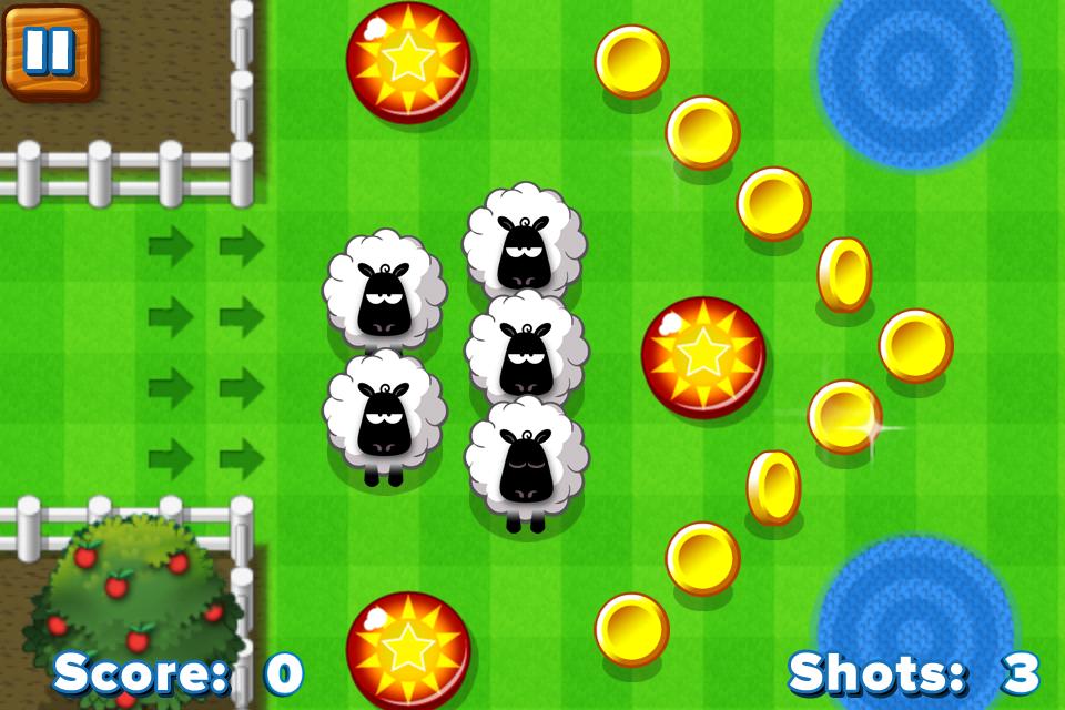 Sticky Sheep™ Lite screenshot 4