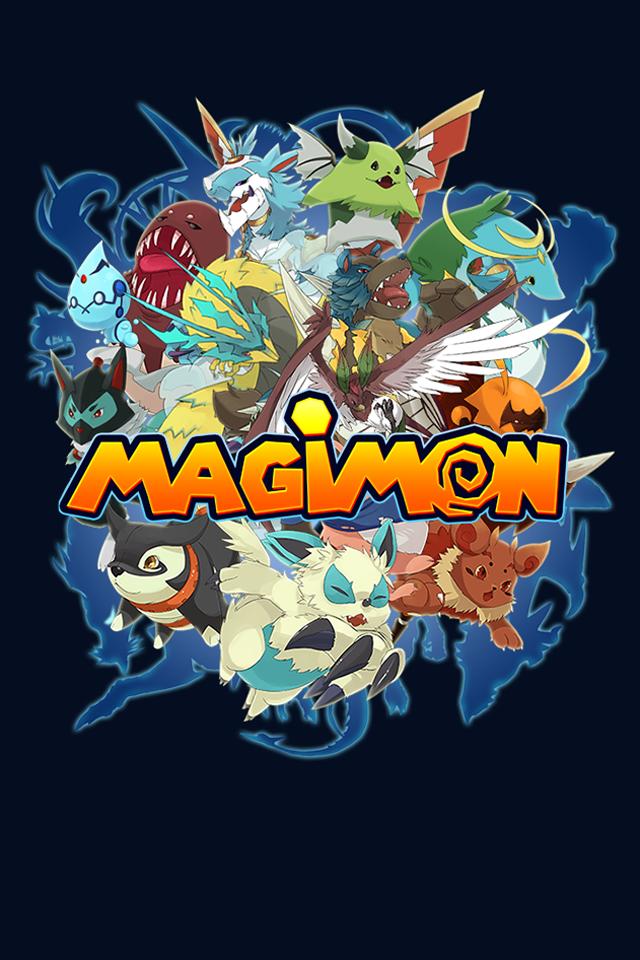 Magimon screenshot 1