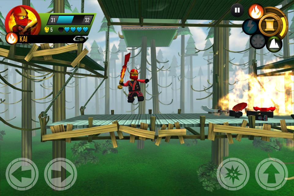 LEGO® Ninjago - The Final Battle Games Entertainment Action