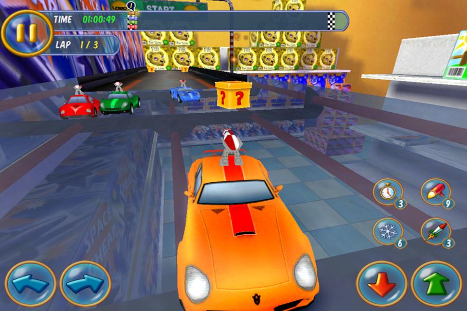 Mad Tracks screenshot #3