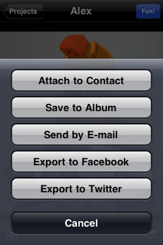 Make a Face Free Screenshot 5