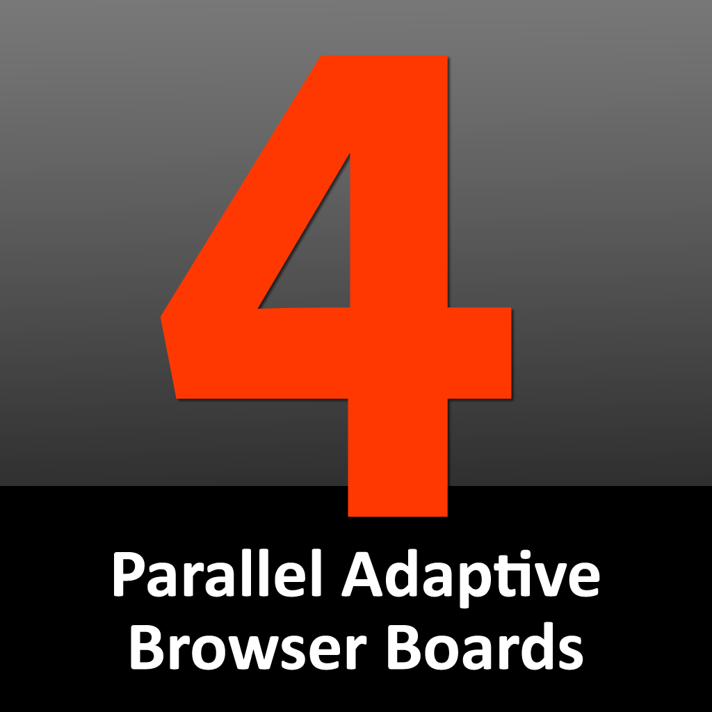 4PAD - Parallel Adaptive Browser Boards