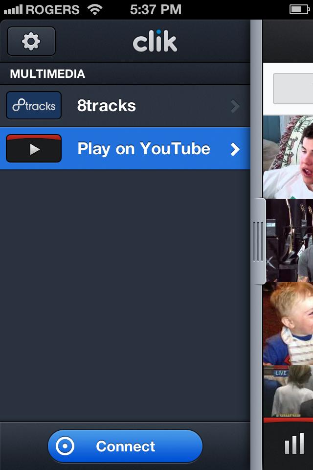 Clik™ screenshot 1