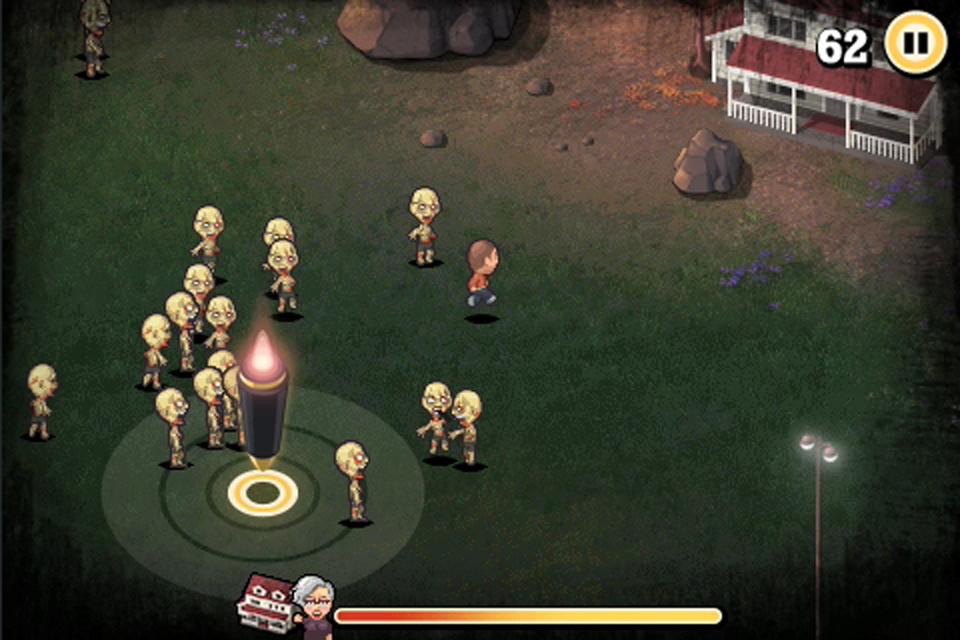 Zombies & Me screenshot #2