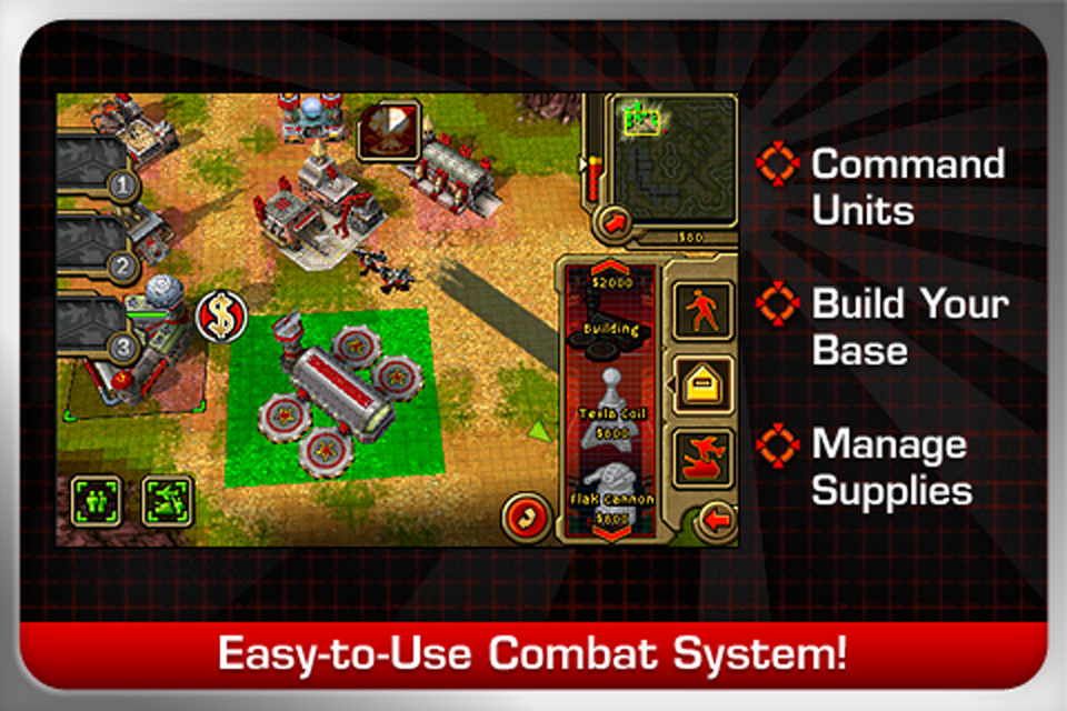 COMMAND & CONQUER™ RED ALERT™ - FREE screenshot #2