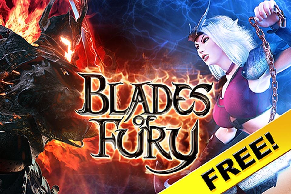 Blades of Fury FREE screenshot 3