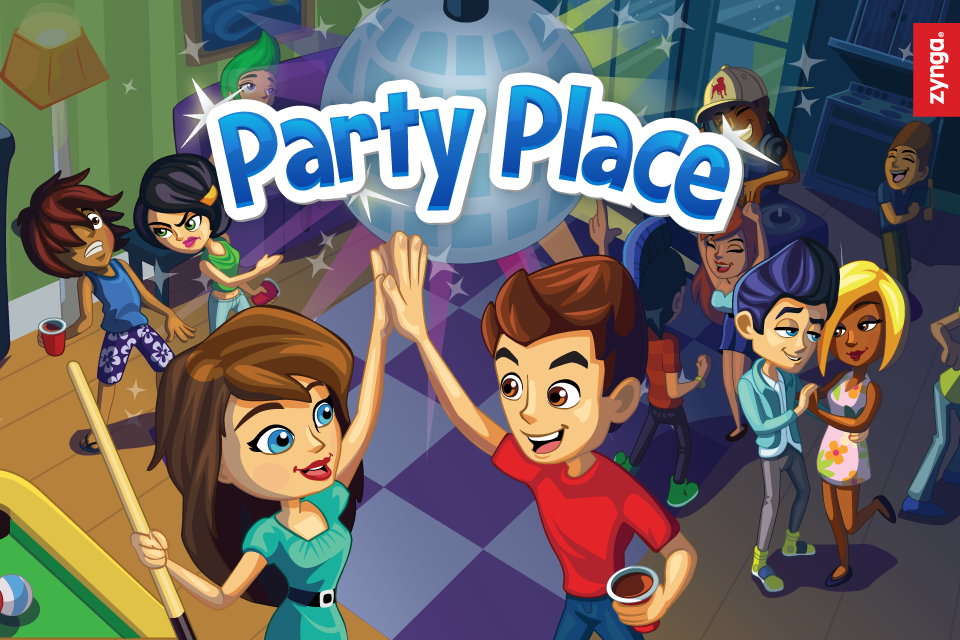 Party Place screenshot #1