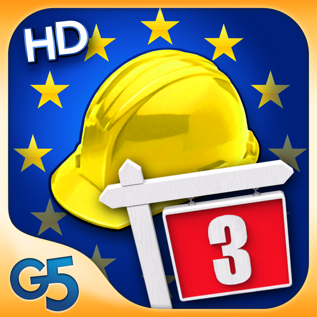 Build-a-lot 3: Passport to Europe HD