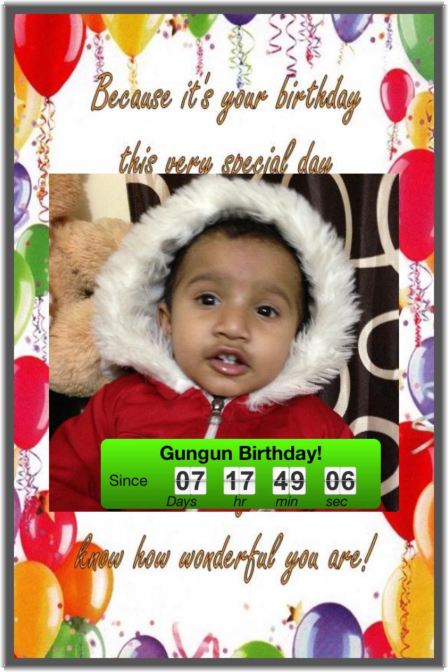 Countdown-i Screenshot