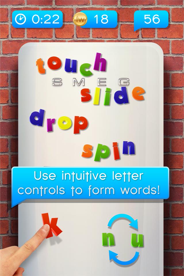Fridge Words screenshot 3