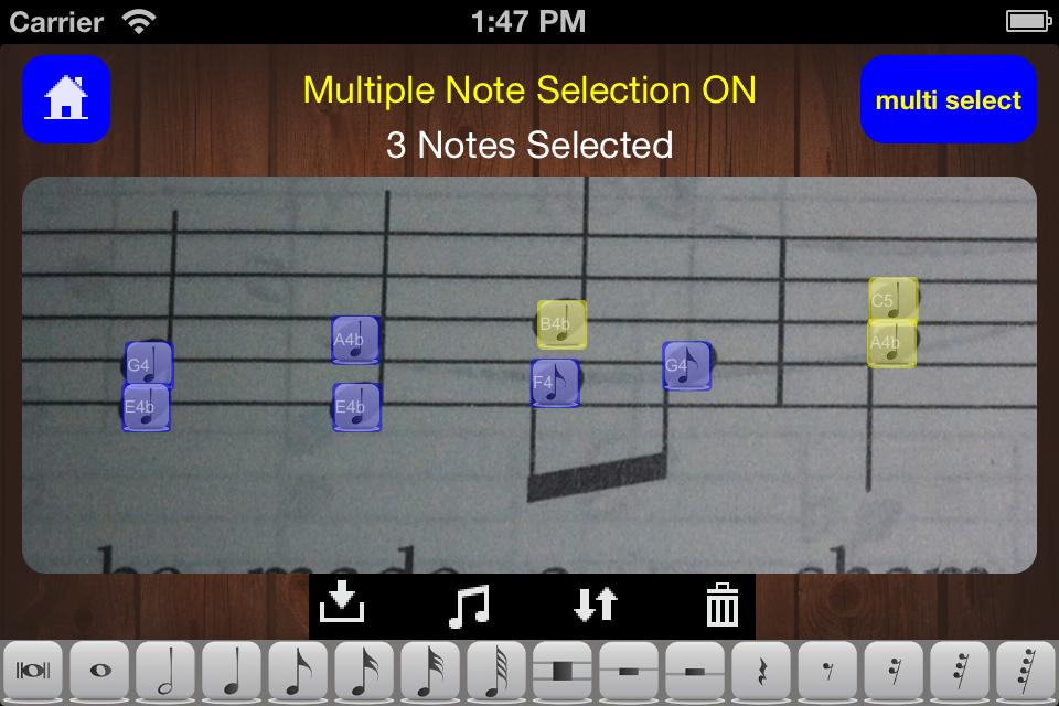 SnapNPlay music Screenshot