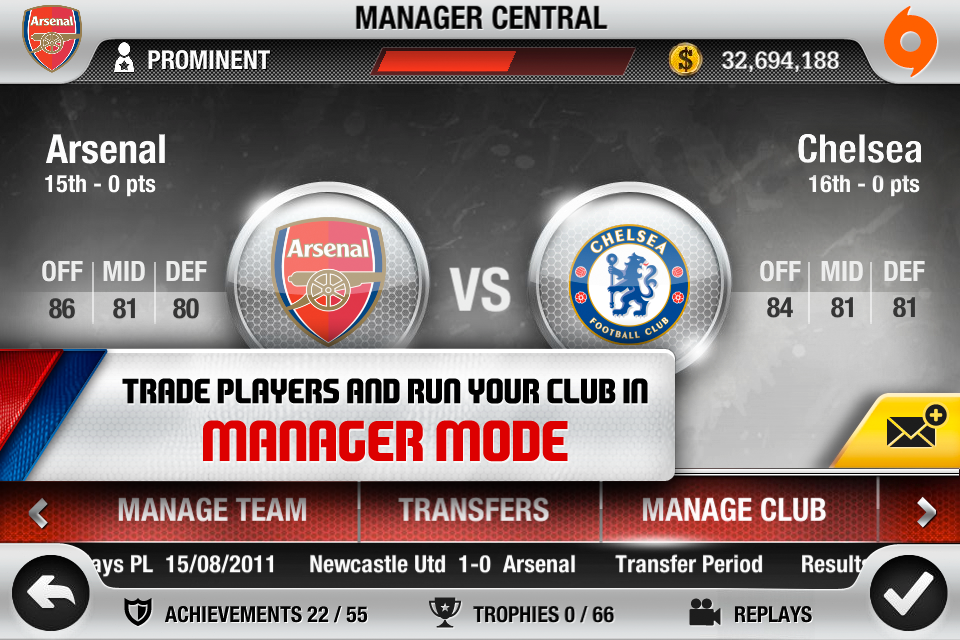 FIFA 12 by EA SPORTS screenshot #2