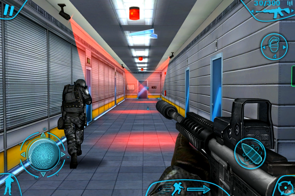 Tom Clancy's Rainbow Six®: Shadow Vanguard FREE screenshot #2
