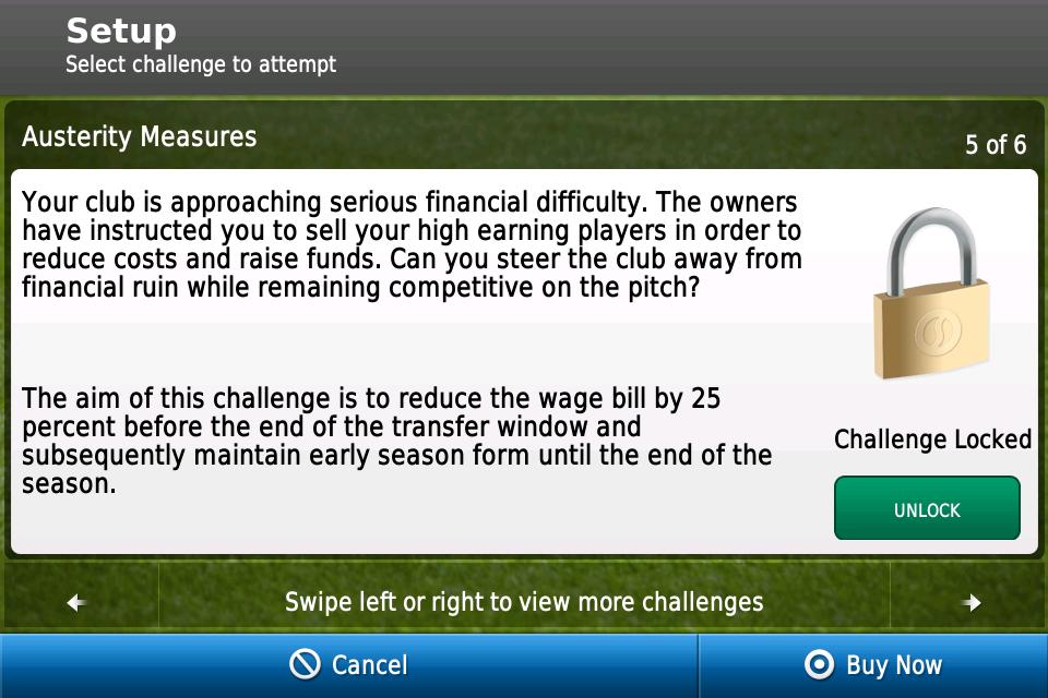 Football Manager Handheld™ 2012 (US and Japan) screenshot #4