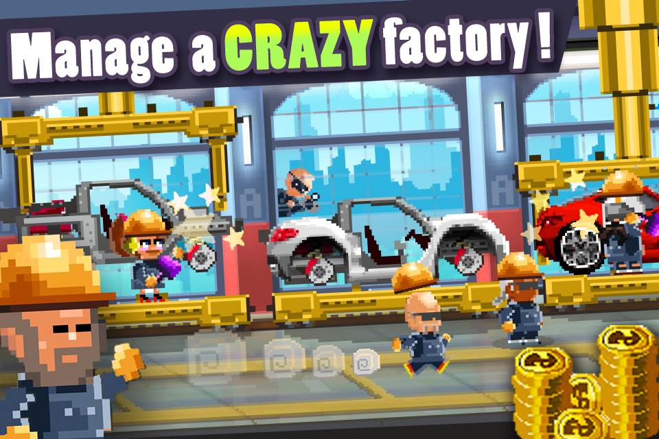 Motor World Car Factory screenshot #1
