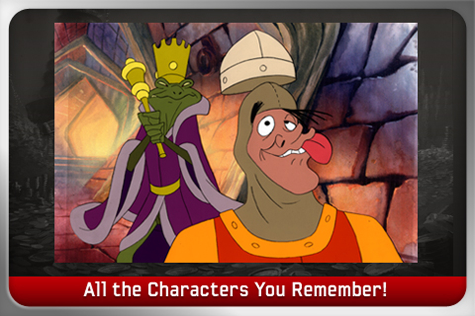 Dragon's Lair screenshot #3