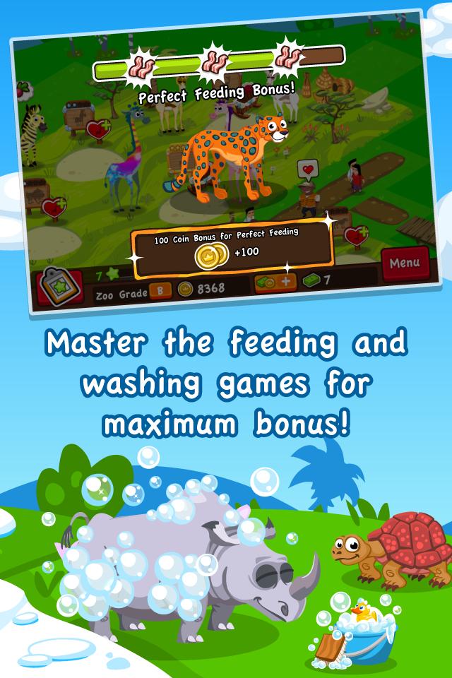 Dream Zoo screenshot #3