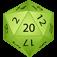 Natural 20 Icon