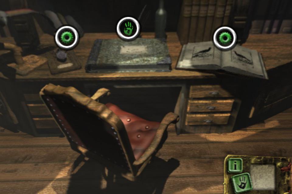 Amerzone: The Explorer's Legacy - Part 1 screenshot 2