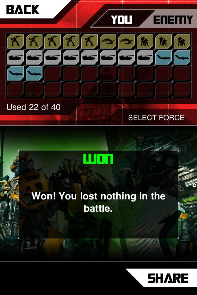 TF3 BATTLE ZONE screenshot #3