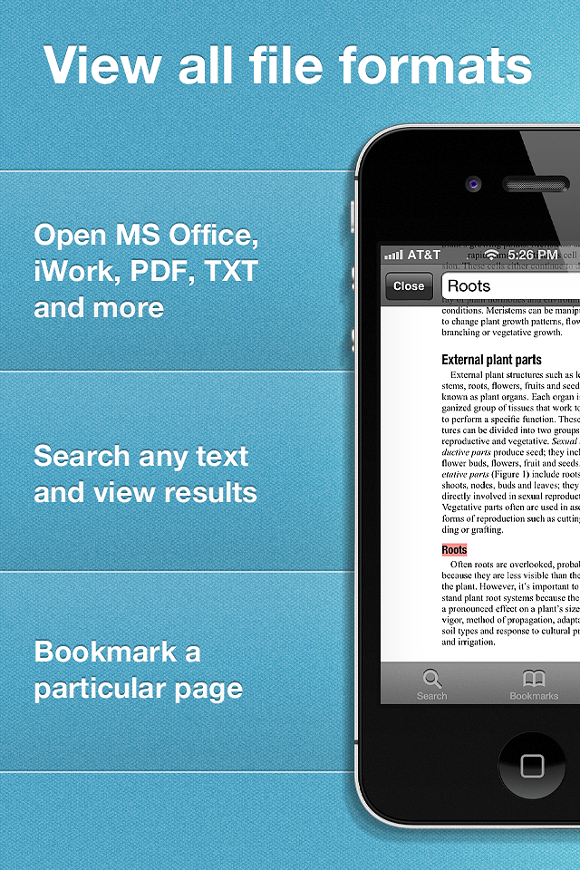 ReaddleDocs (documents/attachments viewer and file manager) screenshot #4