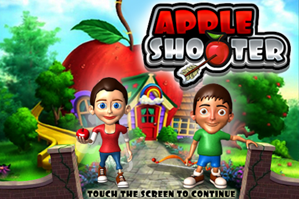 Apple Shooter ( free shooting games )
