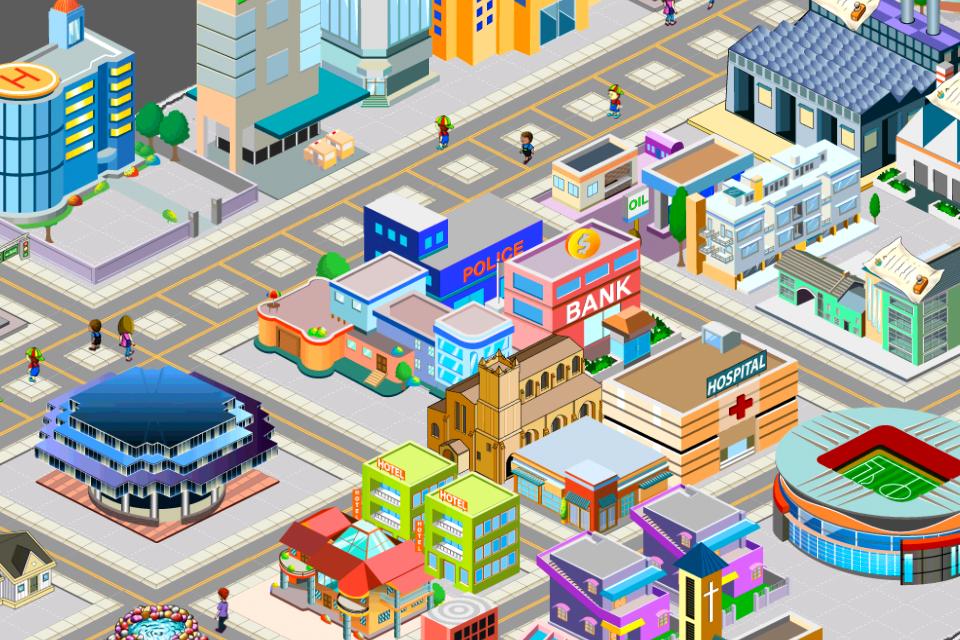 Pocket City screenshot 3