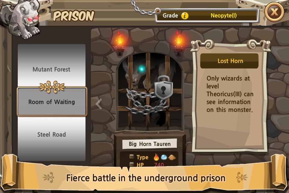 Little Wizard screenshot #3