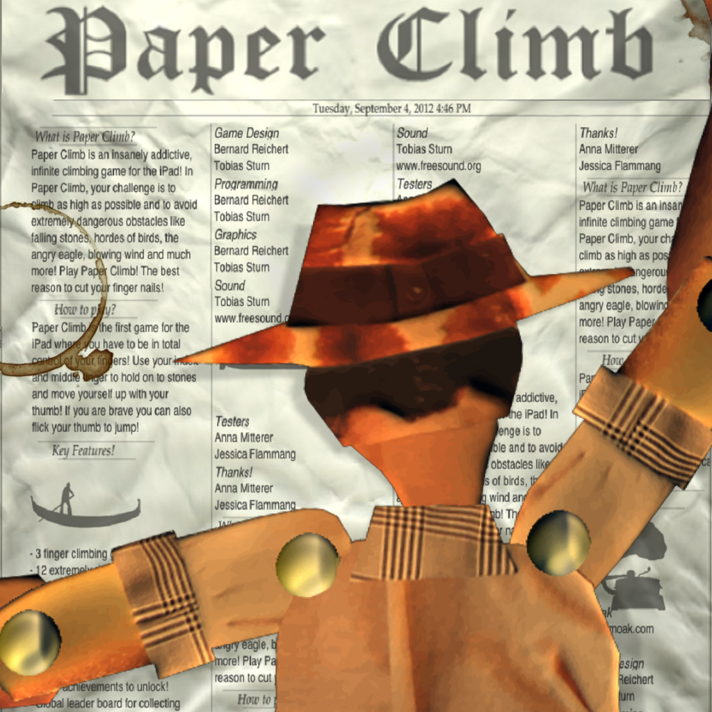 Paper Climb Lite
