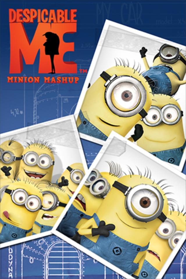 Despicable Me: Minion Mashup screenshot #1