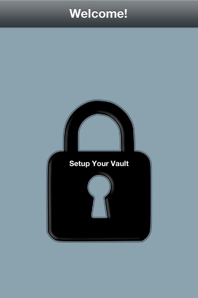 Vault-i Screenshot