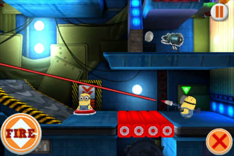 Despicable Me: Minion Mania screenshot #5