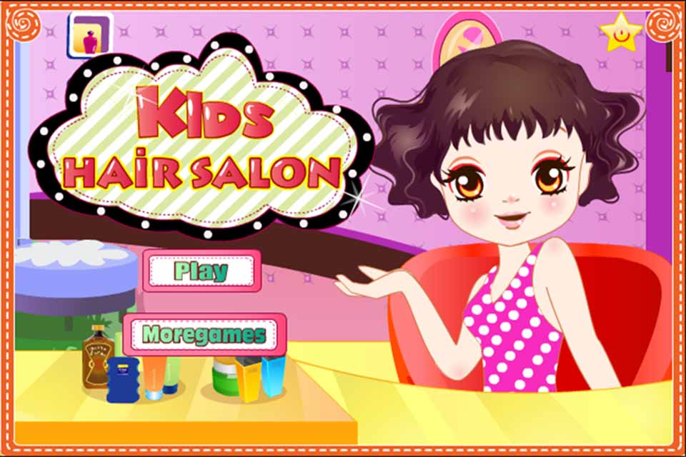 Hair Styling Games Online: Play Kids Hair Salon Game Online