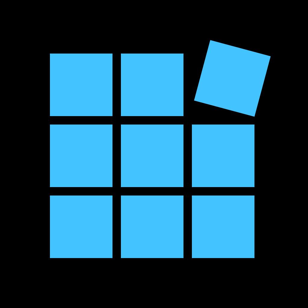 Tiled - modern frame app