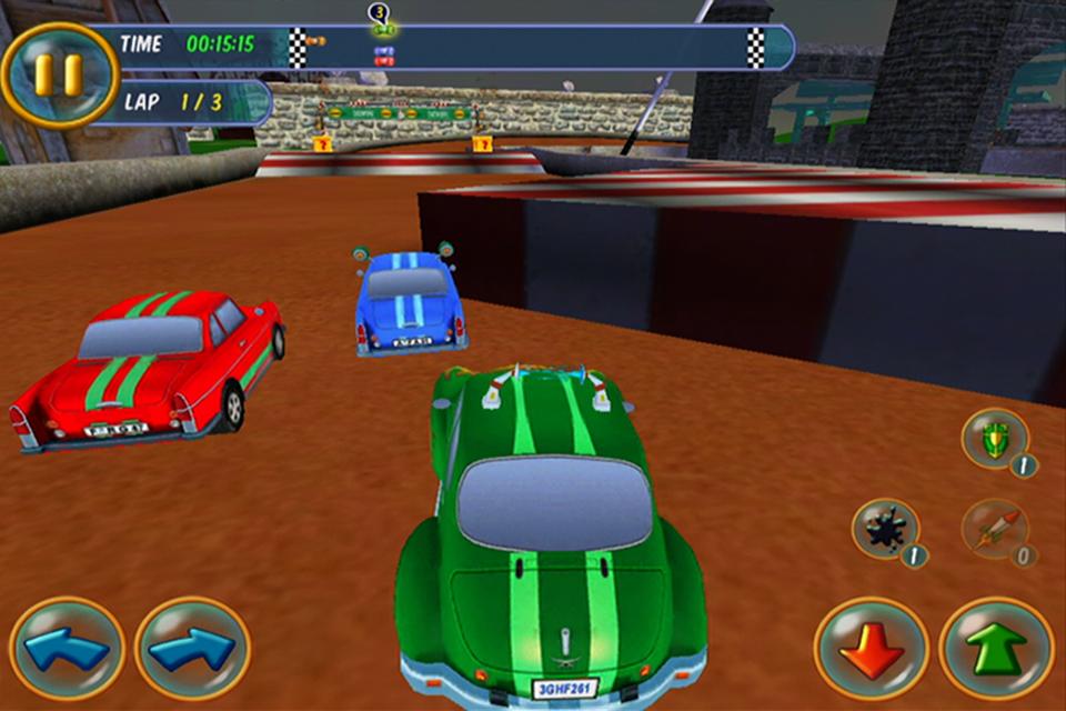 Mad Tracks screenshot #5