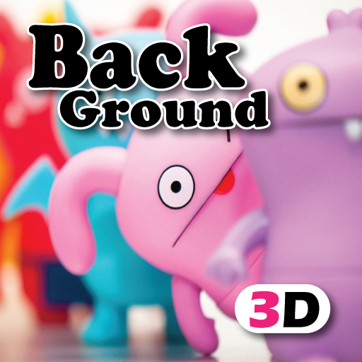 Amazing 3D Background HD